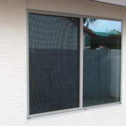After- New Aluminum Dual Pane Windows Chandler AZ