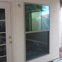 After- New Custom Aluminum Windows Chandler AZ
