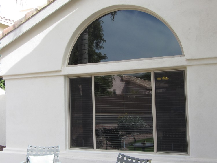 Custom Replacement Windows- Ahwatukee AZ- After Installation