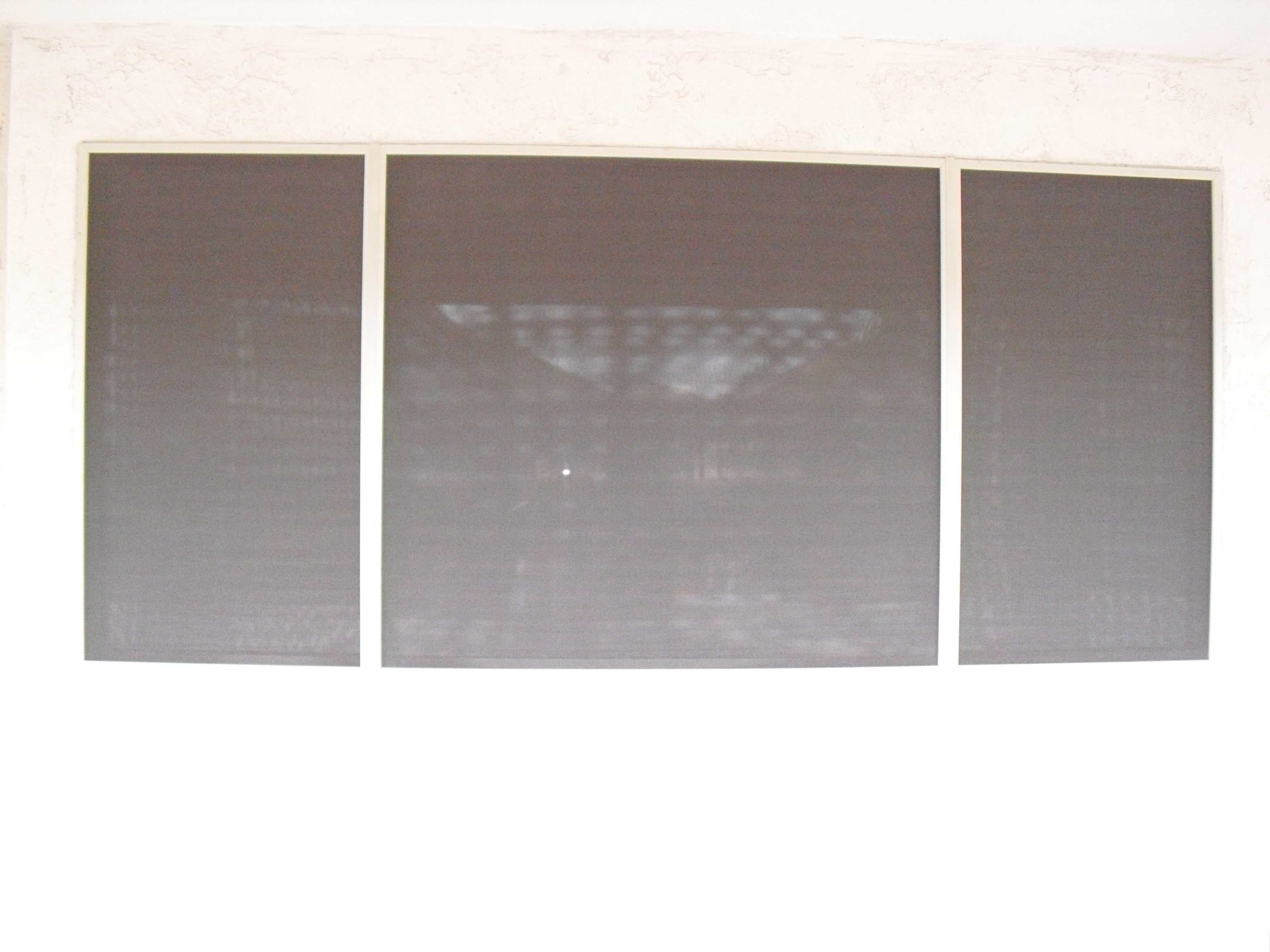 H Bar Used On 3 Lite Slider Replacement Windows Sunscreens