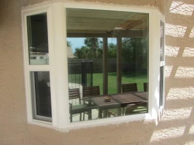 New Bay Window Install Arizona