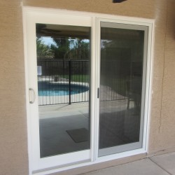 French Sliding Doors Installation Imperial Windows And Sunscreens Of  Arizona (480) 350 7886