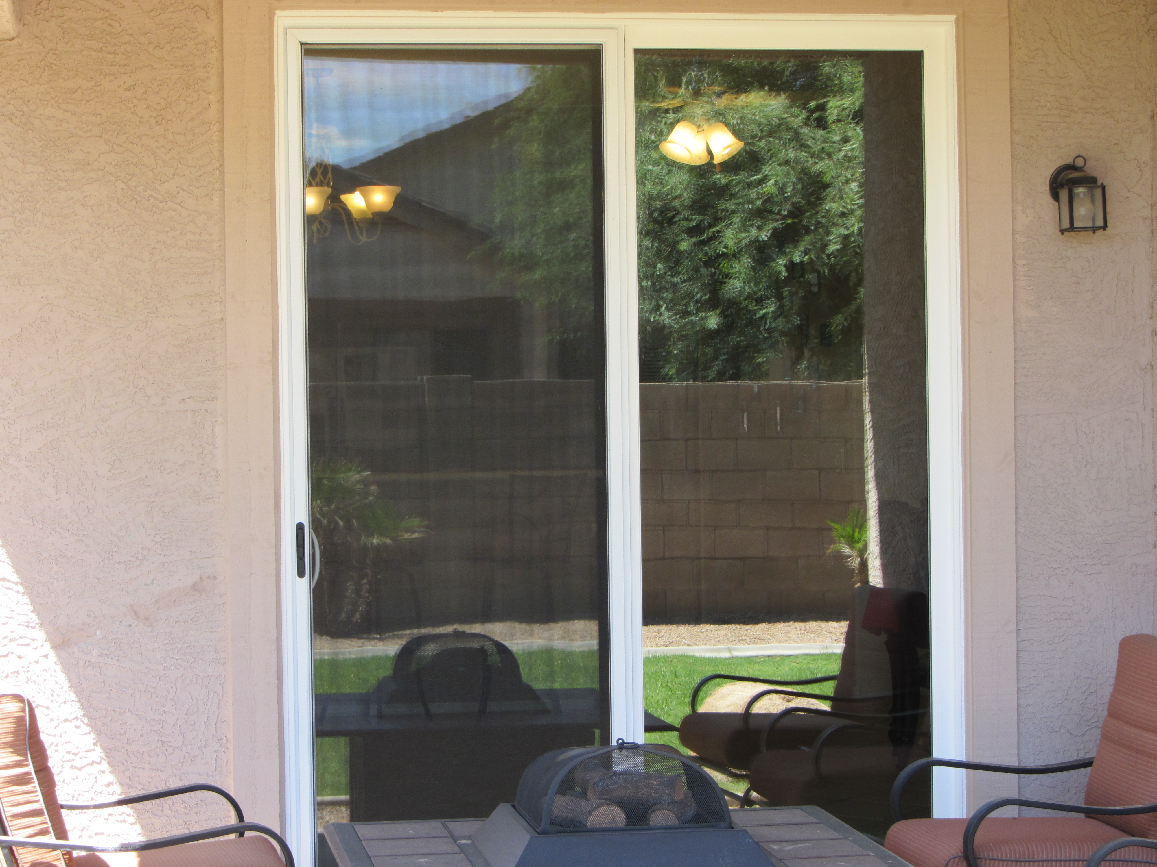 Sliding Glass Patio Doors Installation Imperial Windows Sunscreens