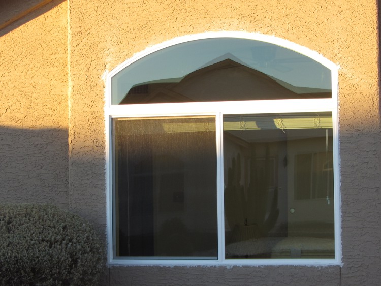 Simonton White Vinyl Window Chandler Az Replacement