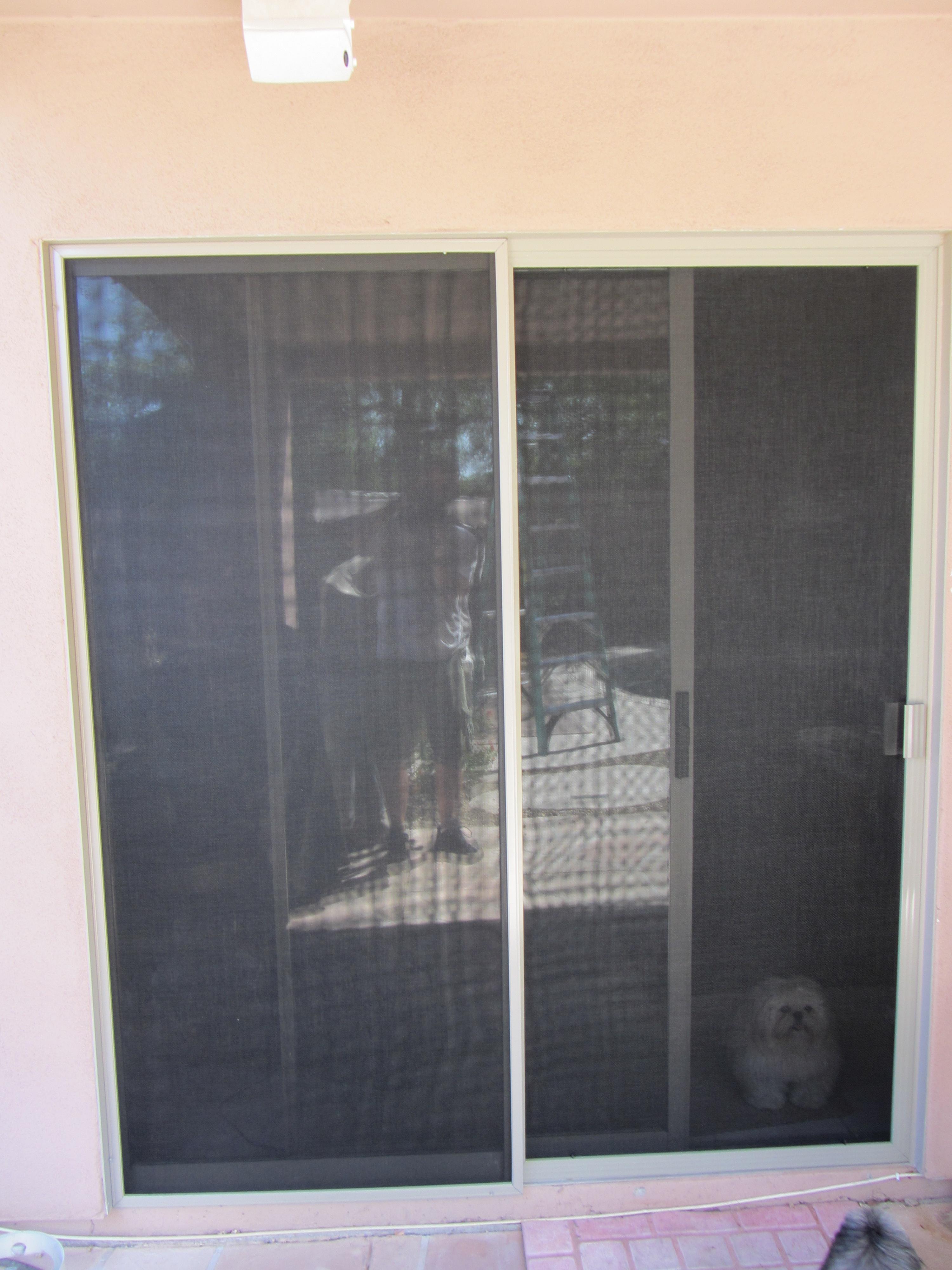 regal door and fixed panel for patio door Replacement Windows